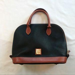 VTG D&B | Medium Dome Satchel Handbag